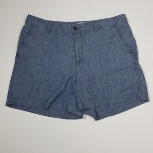 A New Day Chambray Shorts / 10